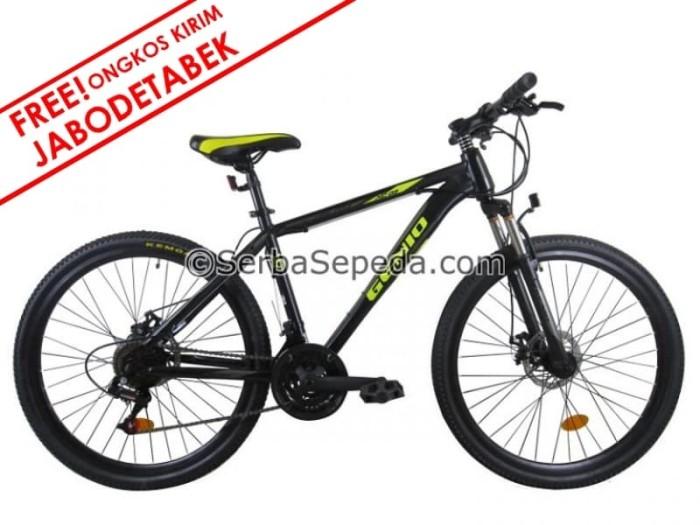 harga Genio sepeda gunung mtb 26  salzburg xc 03 - gratis ongkir Tokopedia.com
