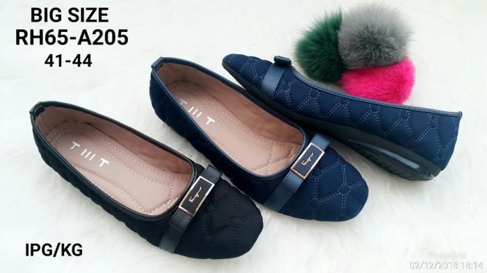 harga Timoti rh65-a205 sepatu import wanita flat shoes kuliah kerja Tokopedia.com