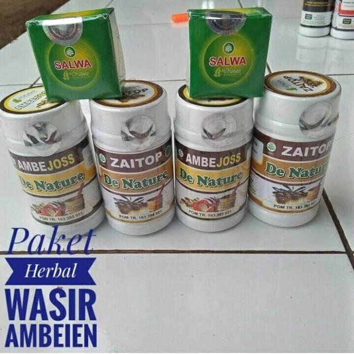 Foto Produk Obat Wasir Stadium 2, 3 dan 4 | Salep Benjolan Wasir/Ambeien dari Run DeNature Indonesia
