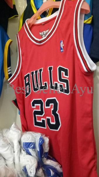 cheap for discount 98b0c 7d8bb Jual LIMITED EDITION jersey basket nba chicago bulls michael jordan home PA  - DKI Jakarta - Best Seller Ayu | Tokopedia