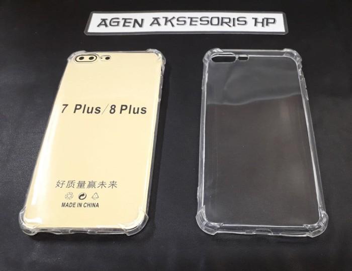 free shipping c84aa 5e3ae Jual Anti Crack iPhone 8 Plus 8G+ iPhone 8+ 5.5 inchi Jelly Case Anti Shock  - Jakarta Pusat - Agen Aksesoris Hp | Tokopedia