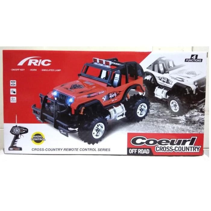 Cross Country 4x4 >> Jual Remote Control Rc Mobil 4x4 Jeep Cross Country Besar Murah Kab Bekasi Cenashope1 Tokopedia