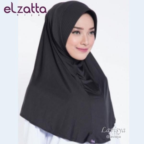 Jual Jual Bergo Elzatta Zaria Casual Kerudung Hijab Jilbab Terbaru
