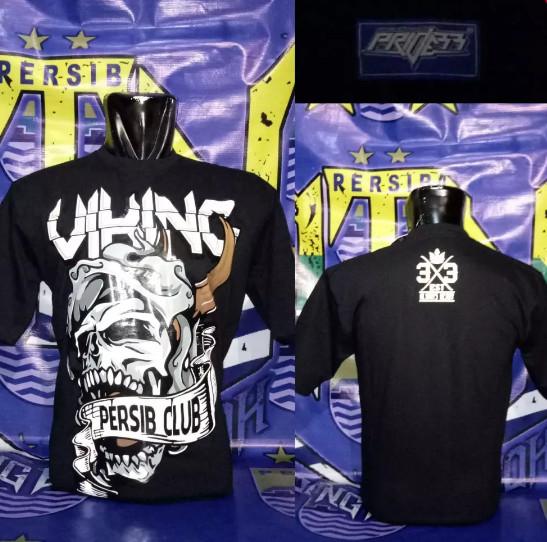 Jual Kaos Viking Persib Club Hitam Kab Bandung Kaosnabobotoh Tokopedia
