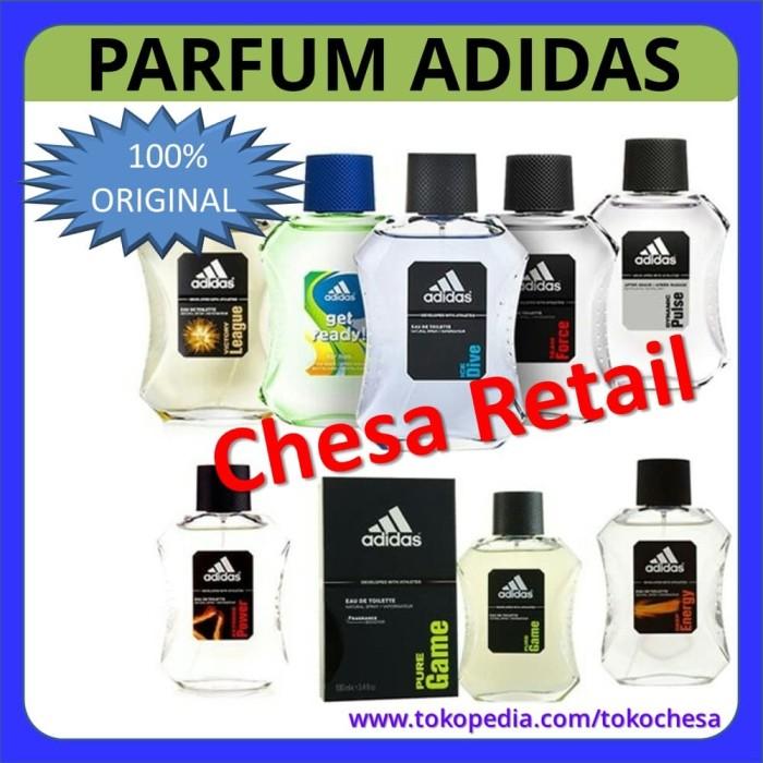 Jual Parfum Pria Original Adidas 100ml Import Wangi Segarnya Tahan