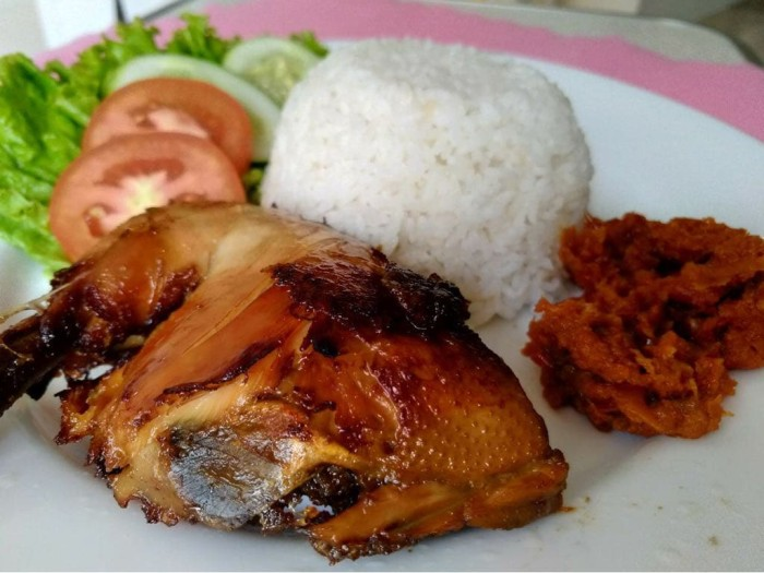 Jual Paket Ayam Goreng Kalasan Rice Box Catering Kota Tangerang Selatan I Am Slim Kitchen Tokopedia