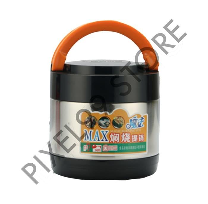 harga Rantang/kotak makan tahan panas/stainless steel insulated lunch box Tokopedia.com