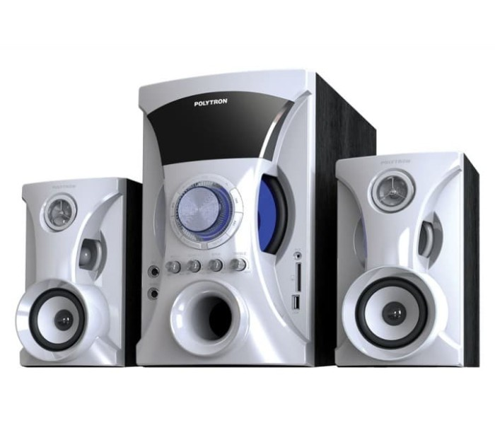harga Polytron multimedia audio pma-9505 bluetooth speaker subwoofer aktif Tokopedia.com