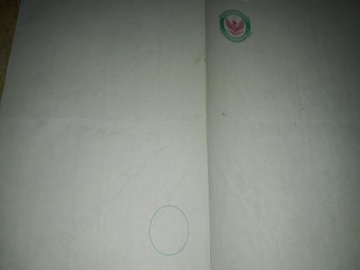 harga 5 kertas segel tahun 2000 Tokopedia.com