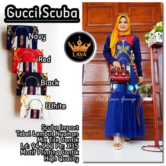 0c6e848739a Jual gucci scuba maxy dress by lava - frayid olshop
