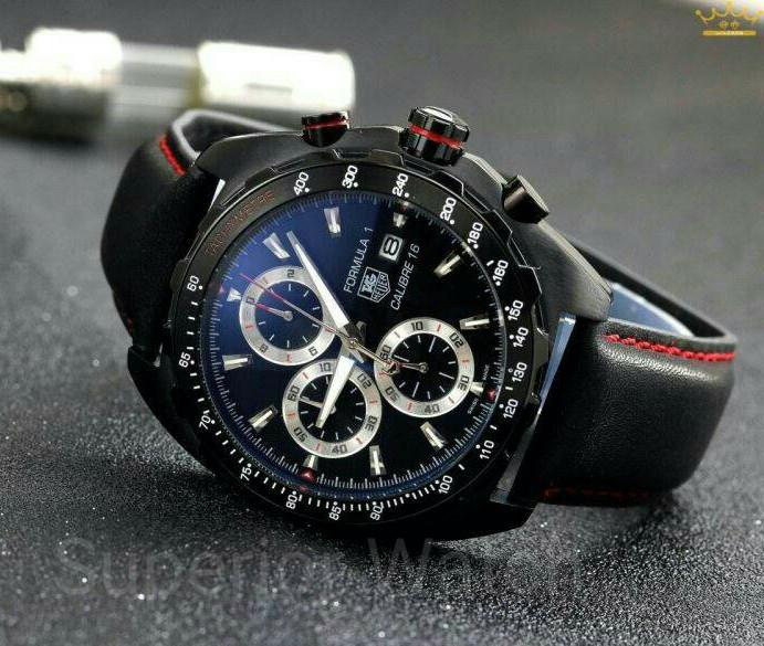 harga Jam tangan pria tag heuer formula 1 calibre 16 fullblack premium Tokopedia.com