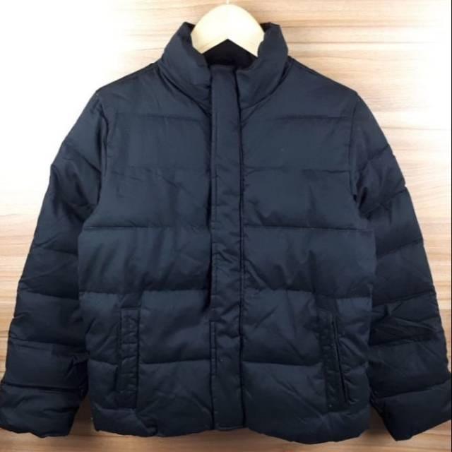 harga Jaket puffer gap man. jaket winter pria. winter coat gap. coat puffer Tokopedia.com