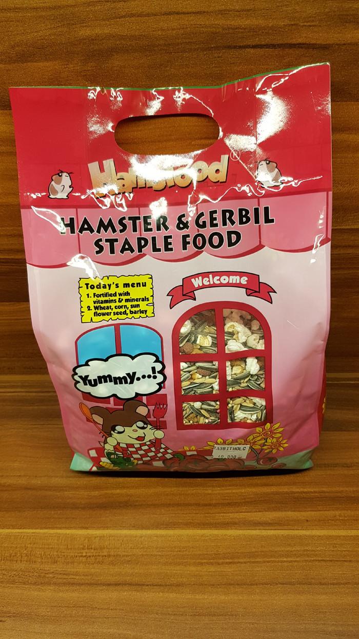Makanan hamster & gerbil /hamsfood 1kg