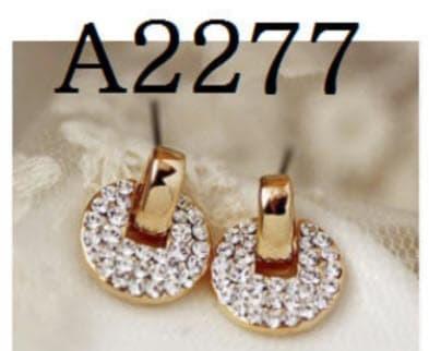 harga Anting korea (anting gelang cincin kalung berlian) Tokopedia.com