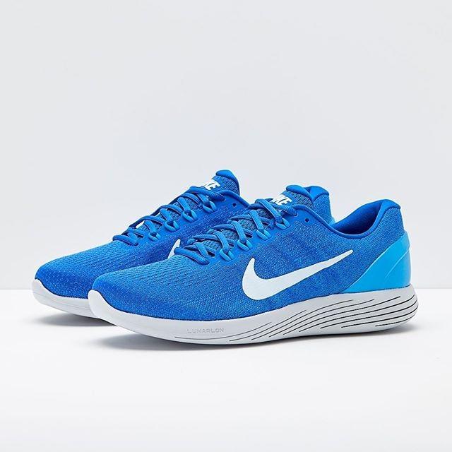Jual Sepatu Lari Nike Lunarglide 9 Blue 904715 405 Original Kab