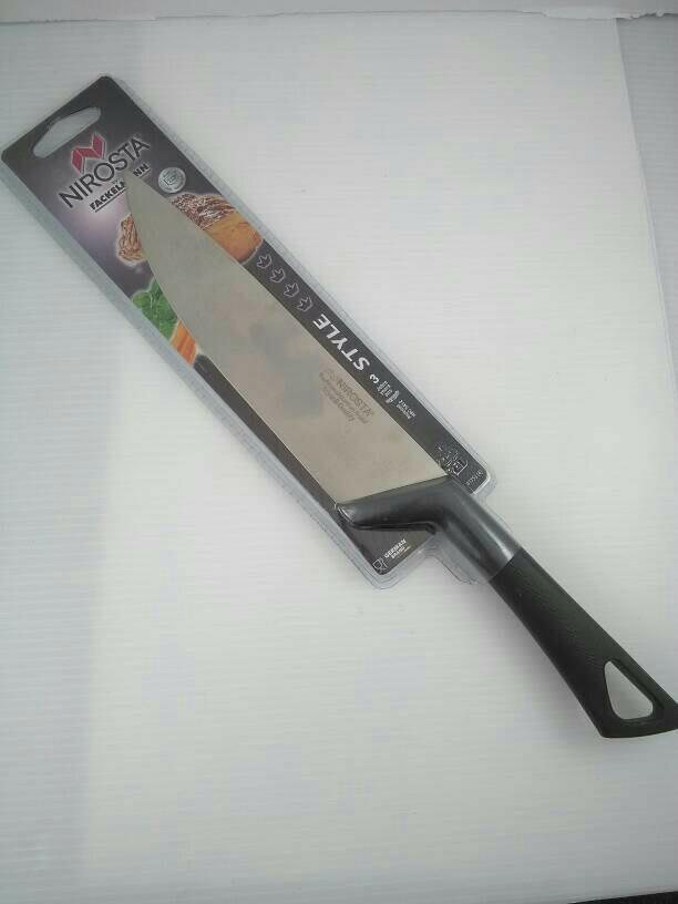 Jual Fackelmann Santoku Style Knife 33 Cm Pisau Fackelmann Nirosta