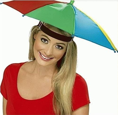 harga Topi payung headband umbrella hat topi mancing golf unik outdoor Tokopedia.com