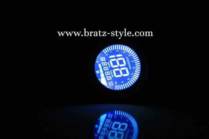 harga Kawasaki yamaha honda speedometer digi black bratzstyle japstyle Tokopedia.com