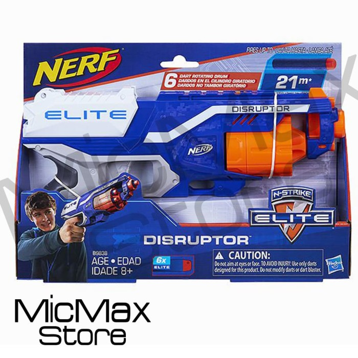 harga Nerf and strike nstrike disruptor Tokopedia.com