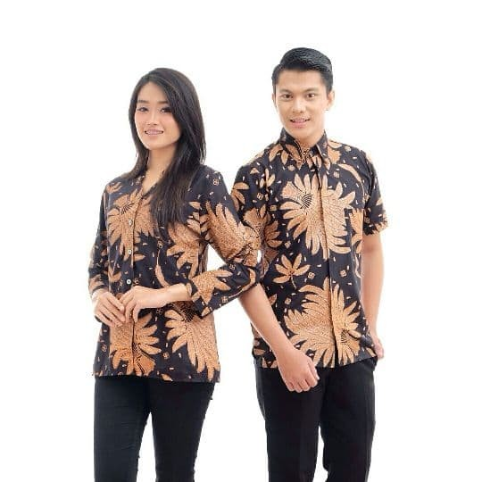 Jual Baju Batik Couple Model Baju Batik Pria Wanita Modern Biru Kab Boyolali Baju Batik Keraton Tokopedia