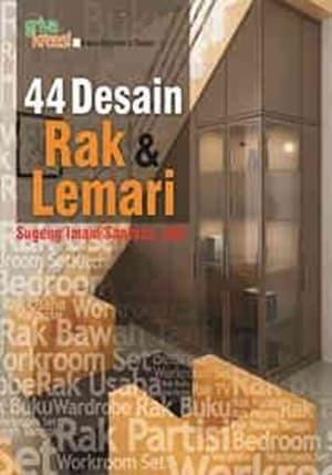 harga Buku 44 desain rak & lemari - griya kreasi Tokopedia.com