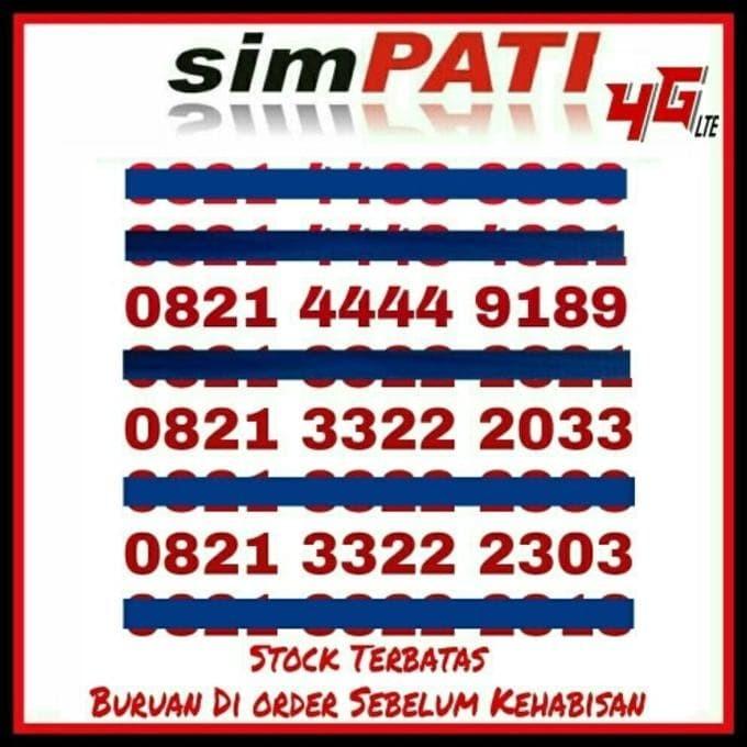 Nomor Cantik Simpati Kartu Perdana Telkomsel No Indosat Im3 As Loop Xl