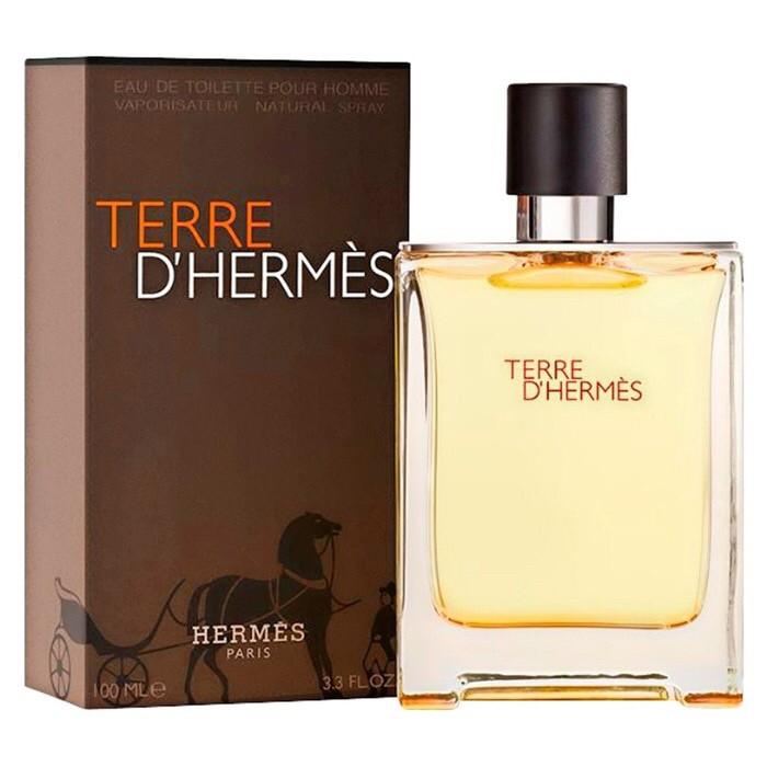 harga Parfum pria terre dhermes for man 100ml Tokopedia.com