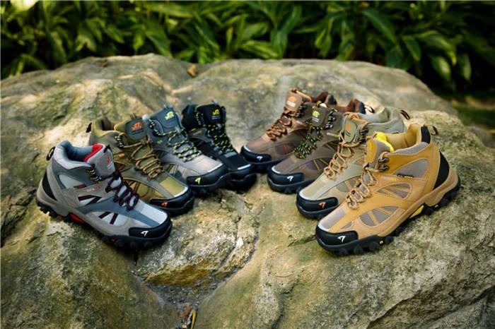 Foto Produk Sepatu Gunung SNTA 481 Series Boot /Hiking /Trekking/Outdoor dari Okebuy Belanja Online