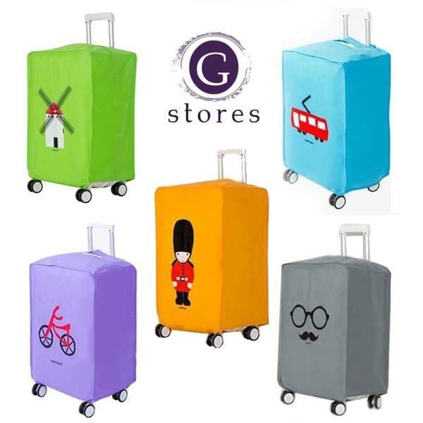 harga Safebet sarung koper / cover suitcase waterproof 20 inch Tokopedia.com