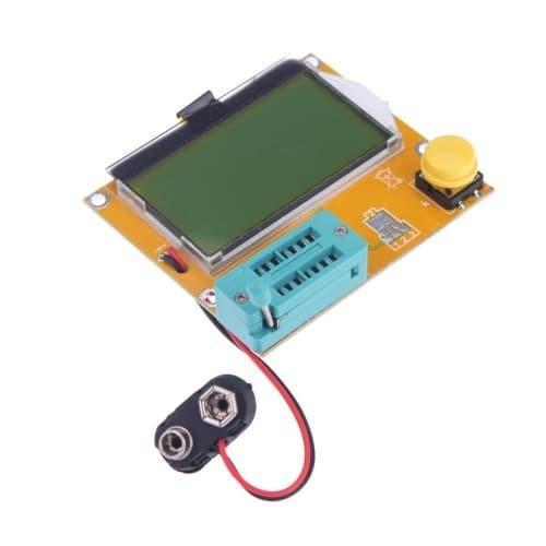 harga Digital esr meter mega328 transistor tester lcr-t4 esr smart tester Tokopedia.com