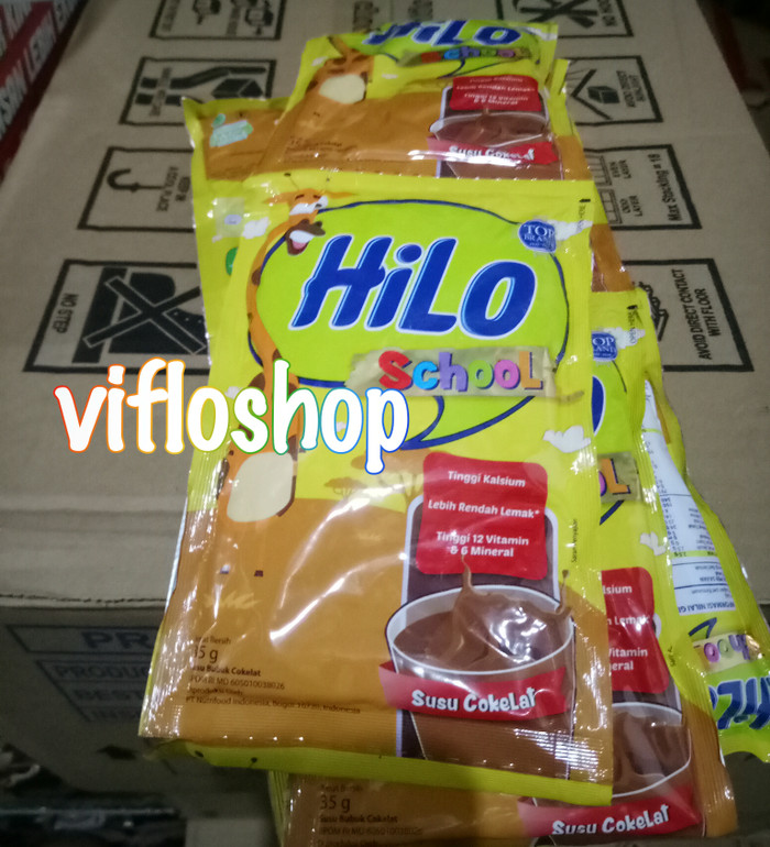 Katalog Hilo School Travelbon.com