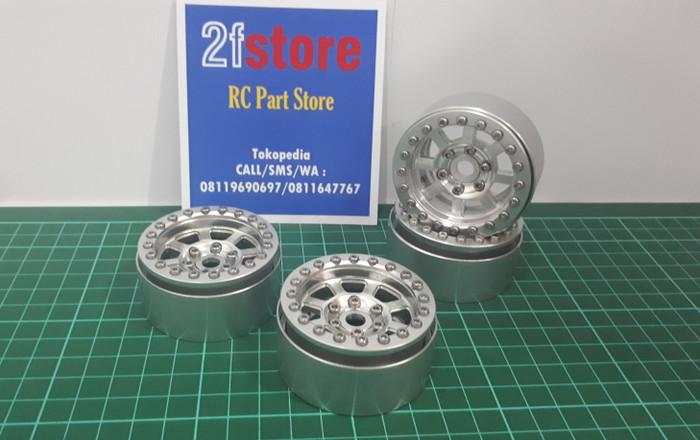 harga Velg aluminium alloy beadlock 19inch rc 1/10 4 pcs Tokopedia.com