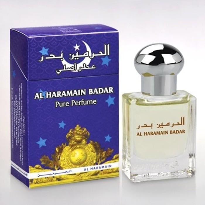 harga Parfum al haramain badar attar minyak wangi non alkohol Tokopedia.com