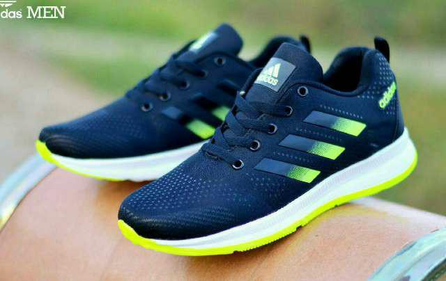 sepatu sport pria wanita - sepatu adidas runing - sepatu lari olahraga -  Merah 44619b71fd