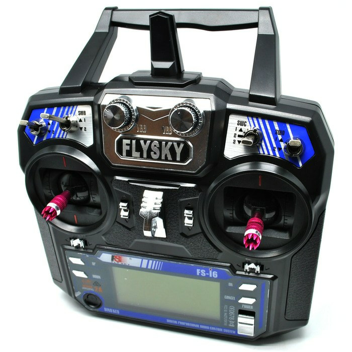 Foto Produk flysky FS-i6 AFHDS2A dari hobby toys 57