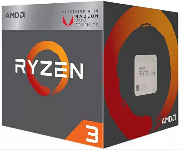 harga Processor amd am4 ryzen 3 2200g box wraith cooler Tokopedia.com