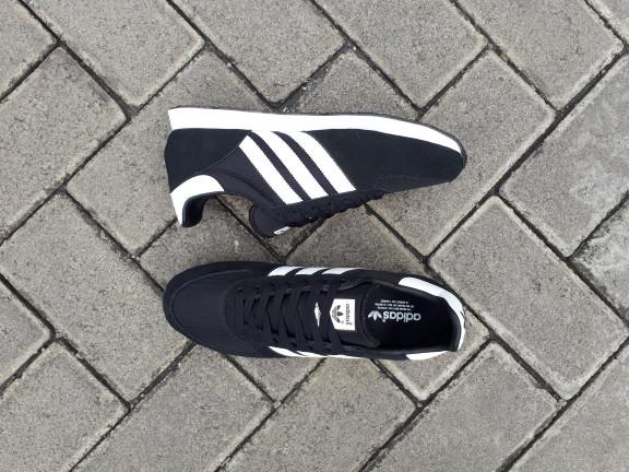 eff999daa Jual Sepatu Adidas ZX Racer Black 100% Original Harga Promo ...
