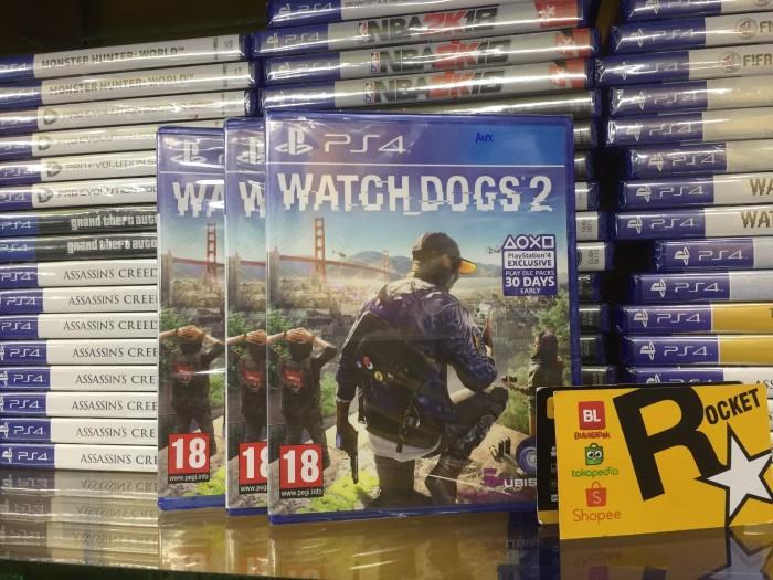 Ps4 watch dogs 2 reg 2