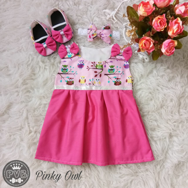 Harian Anak Simply Grow Gown Dress Clothes Simply Child Bunga. Source ... 1