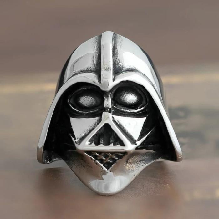 harga Darth vader star wars skull ring / cincin tengkorak import Tokopedia.com