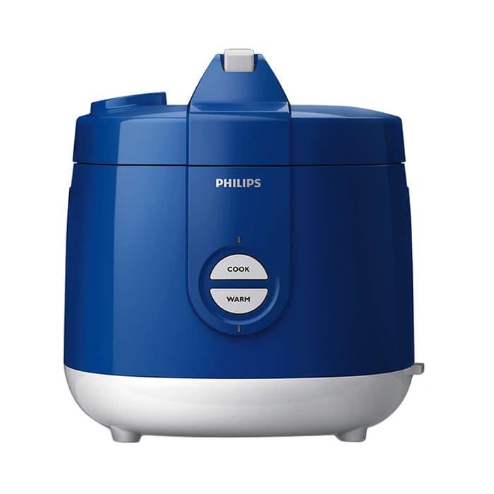 Philips HD312731 Rice Cooker Biru