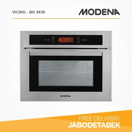 ... harga Built-in electric steam oven with convection modena vicino - bo 3435 Tokopedia.
