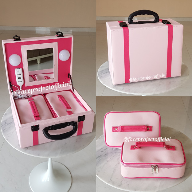 Harga Koper Make Up Case Beauty Makeup Kotak Rias Tas Kosmetik Box Tokopedia .