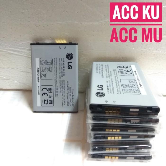 harga Baterai battery lg lgip-400n - p500 original Tokopedia.com