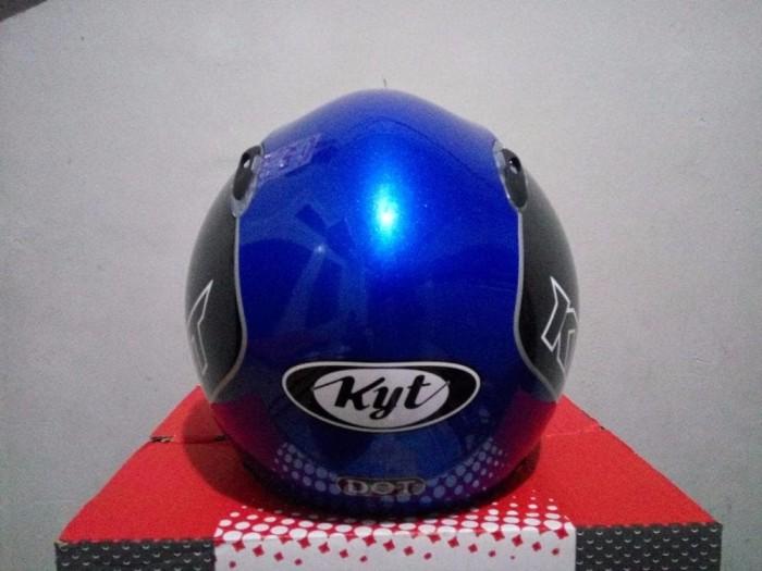 BEST MODEL Helm KYT x Rocket Retro helm murah helm fullface 3