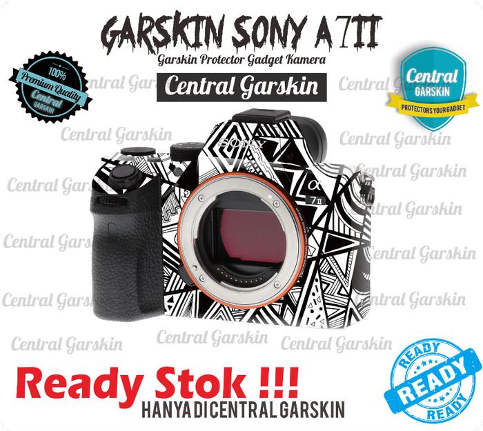 harga Jual garskin kamera sony a7ii - doodle 4 Tokopedia.com