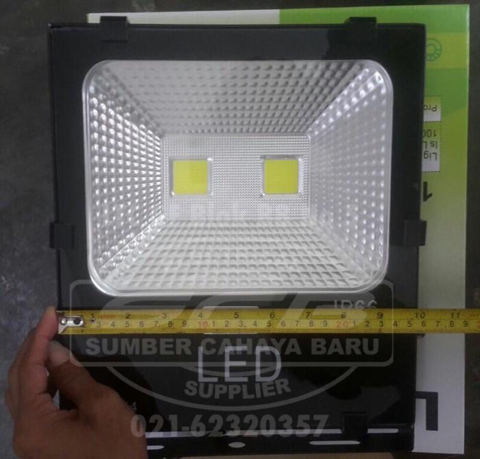TERLARIS!!! Robinson Flood Light / Lampu Tembak / Kap Sorot 100 Watt SEDIA JUGA Lampu led - Lampu tumblr - Lampu sepeda - Lampu bts - Lampu hias