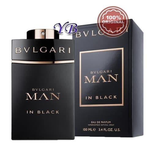 Bvlgari man in black parfum original