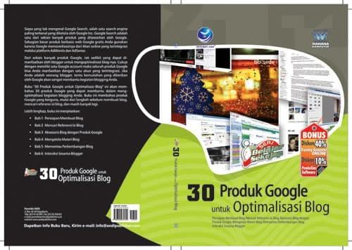 harga Seri belajar sekejab 30 produk google utk optimalisasi blog Tokopedia.com