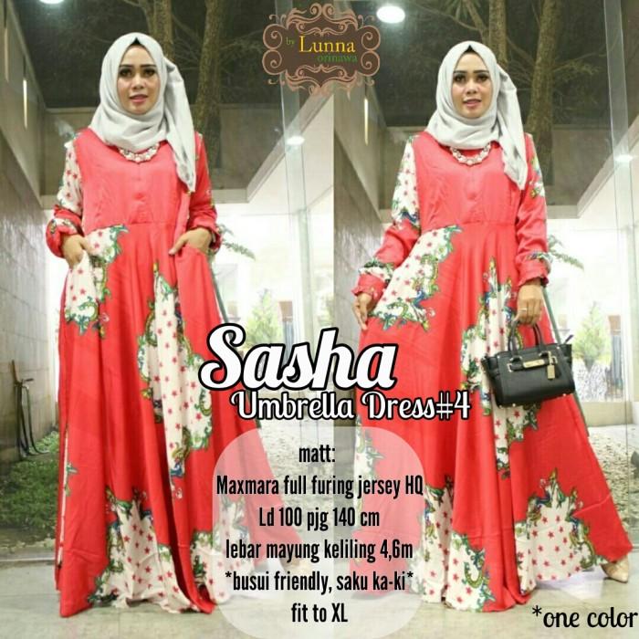 Grosir Murah Sasha maxy dress